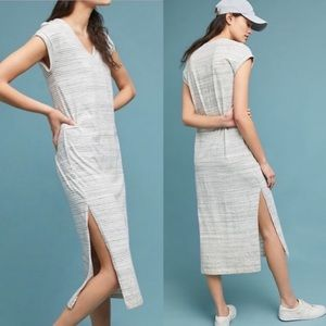Cloth & stone Riley T-shirt material maxi dress